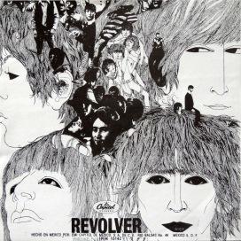 Beatles Revolver Mexican EP 1
