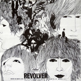 Beatles Revolver Mexican EP 1