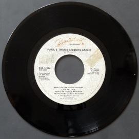 Bowie Cat People Moroder single B