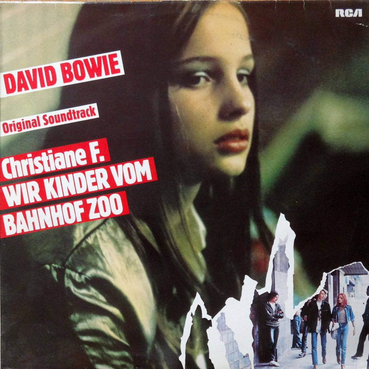 From The Stacks: David Bowie, 'Christiane F.' (Soundtrack)