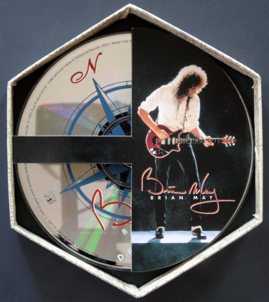Brian May Driven By You inner 1