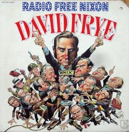 David Frye Radio Free Nixon