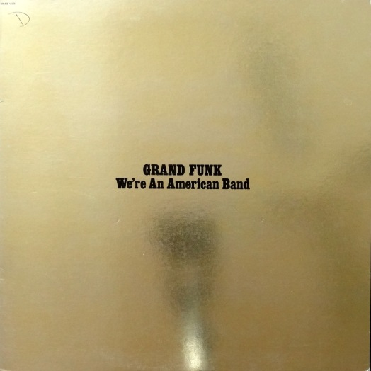 Grand Funk Were An front