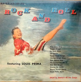 Louis Prima Rock and Roll