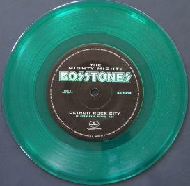 Mighty Mighty Bossttones Detroit Rock City vinyl a