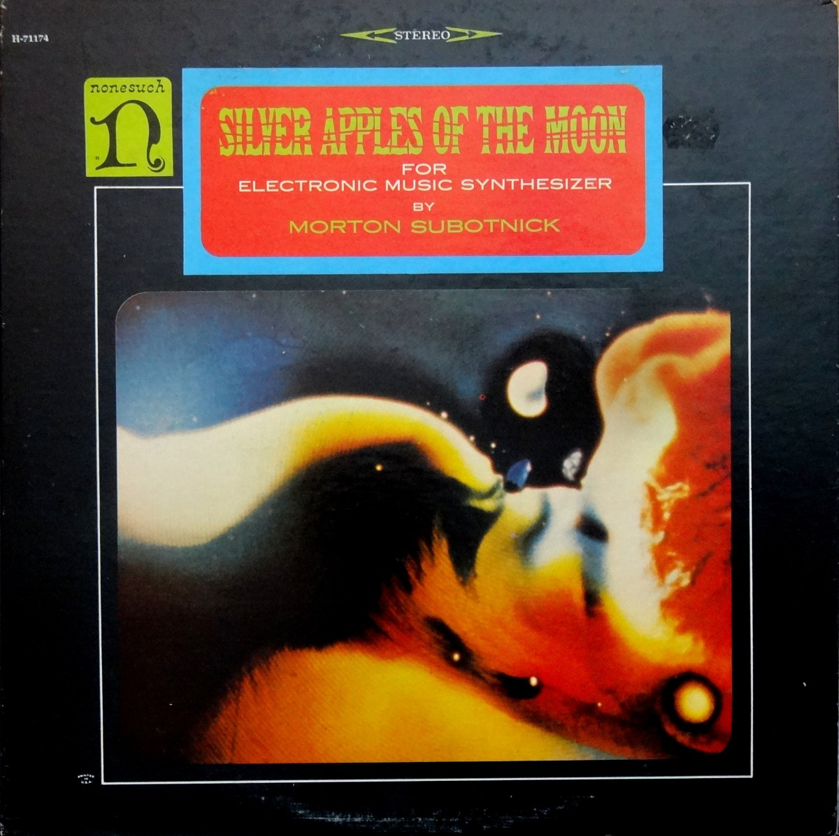 From The Stacks: Morton Subotnick, 'Silver Apples Of the Moon'