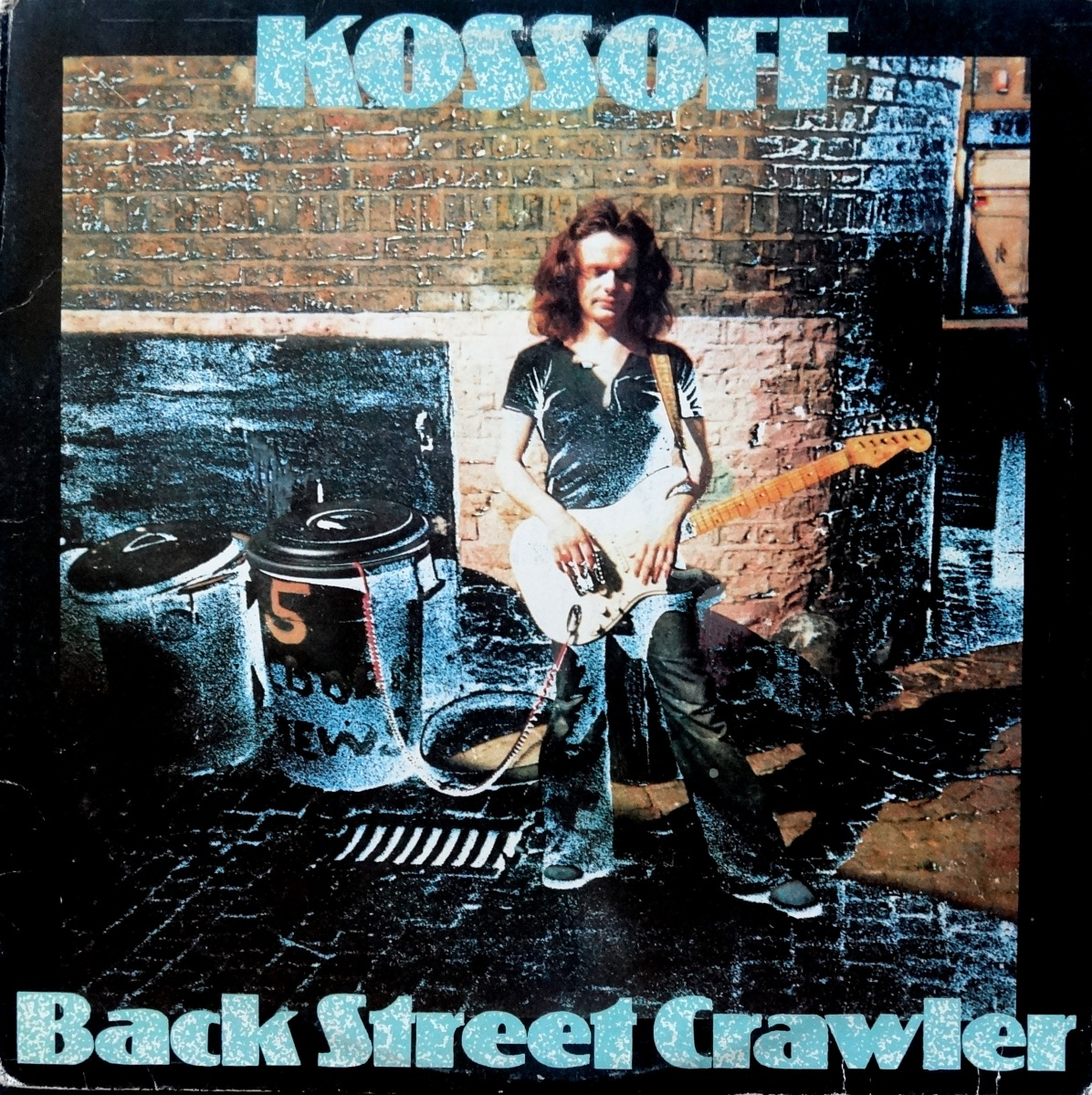 From The Stacks: Paul Kossoff, 'Back Street Crawler'