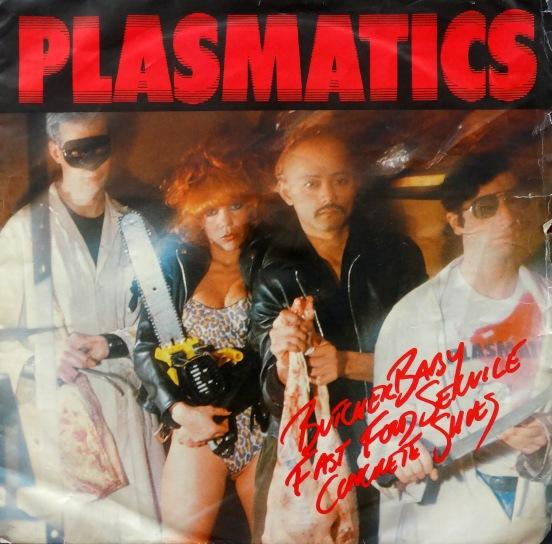 Plasmatics front