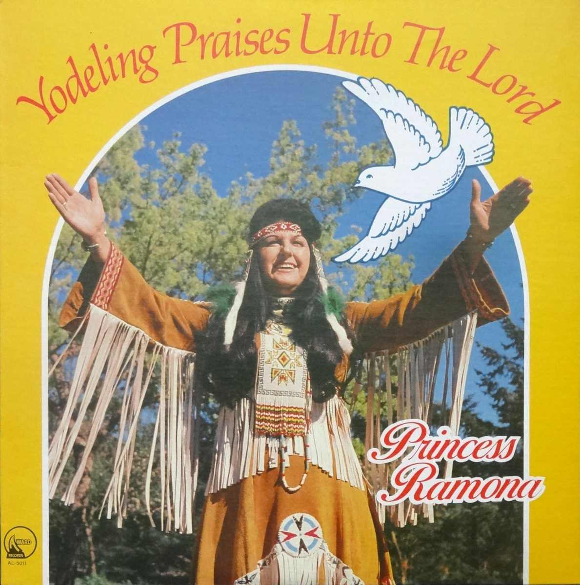 From The Stacks: Princess Ramona, 'Yodeling Praises Unto the Lord'
