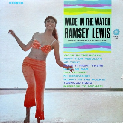 Ramsey Lewis Wade In the Water front