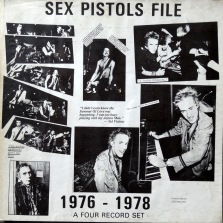 Sex Pistols File front