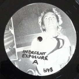 Sex Pistols File label 3