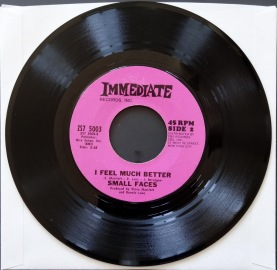 Small Faces Tin Soldier B Side