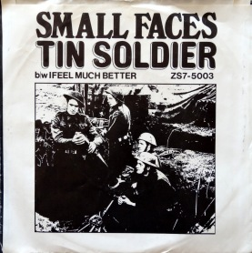 Small Faces Tin Soldier back