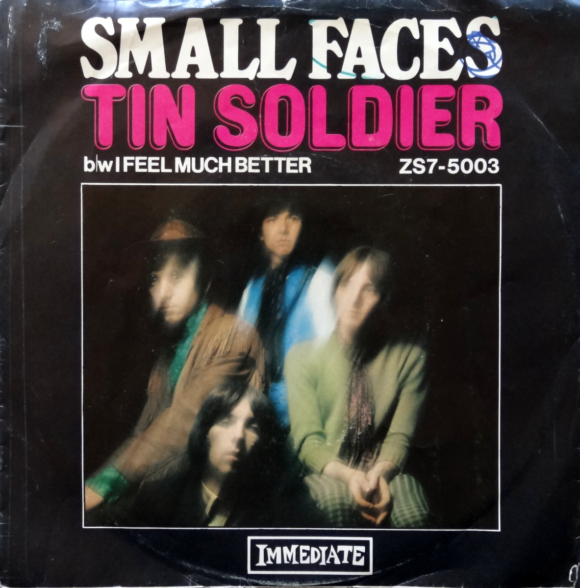 "From The Stacks: Small Faces, ""Tin Soldier"" (Single)"