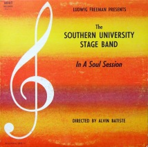 Southern University Band front