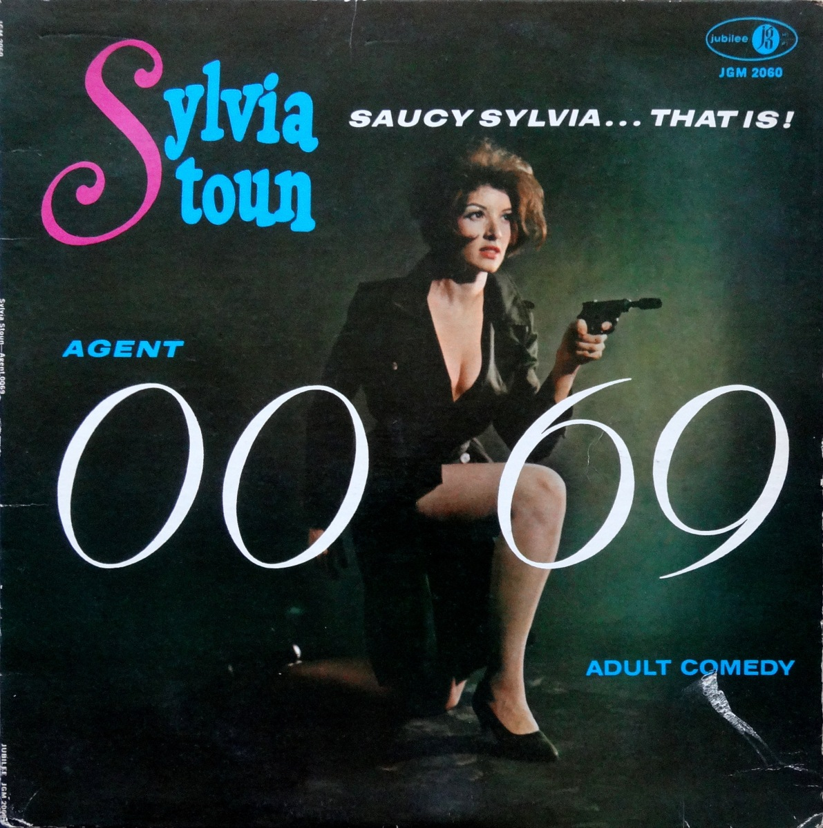 Cheesecake Cover of the Week: Sylvia Stoun, 'Agent 0069'