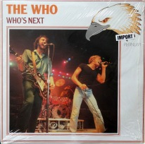 The Who Whos Next