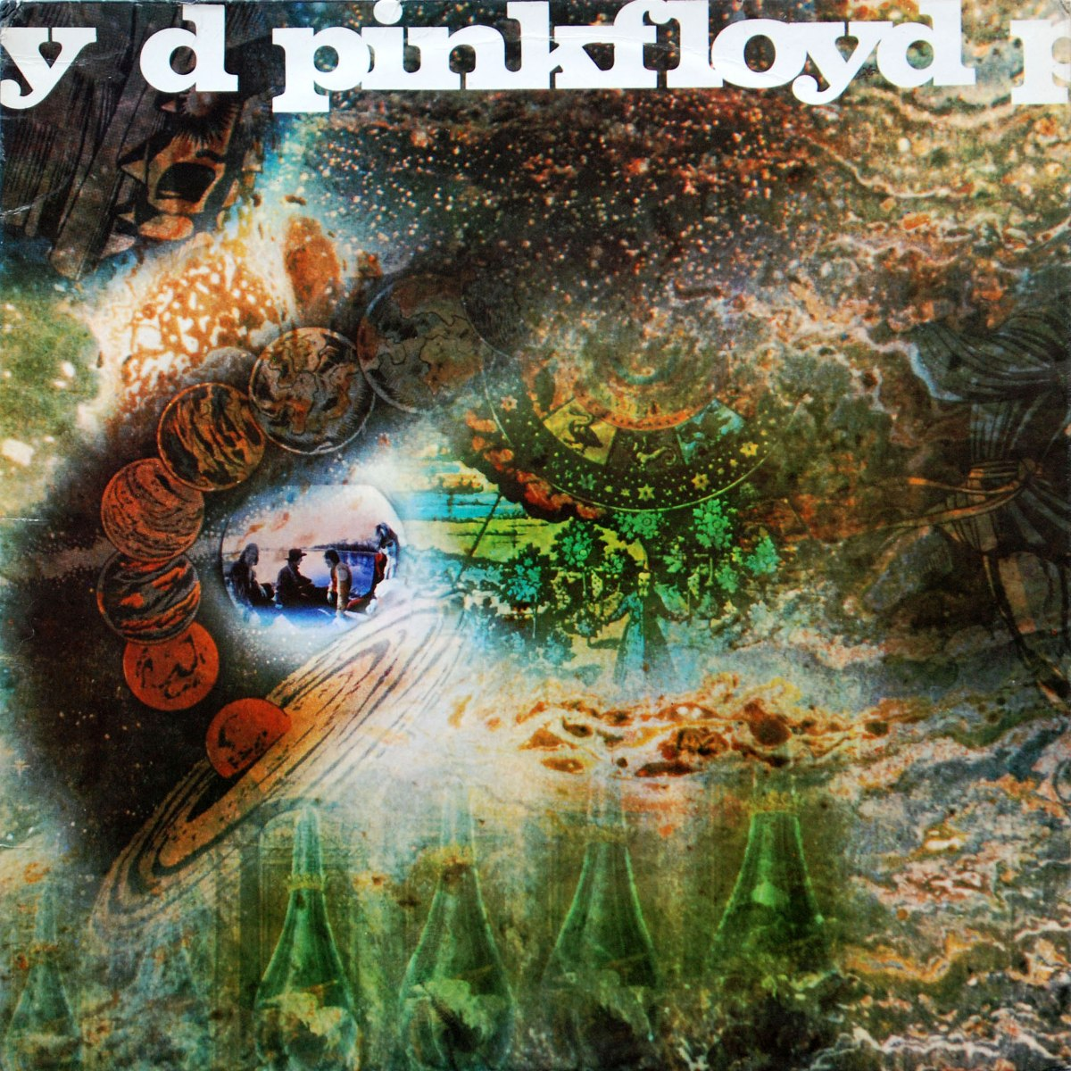 Hipgnosis Cover of the Week: Pink Floyd, 'A Saucerful of Secrets'