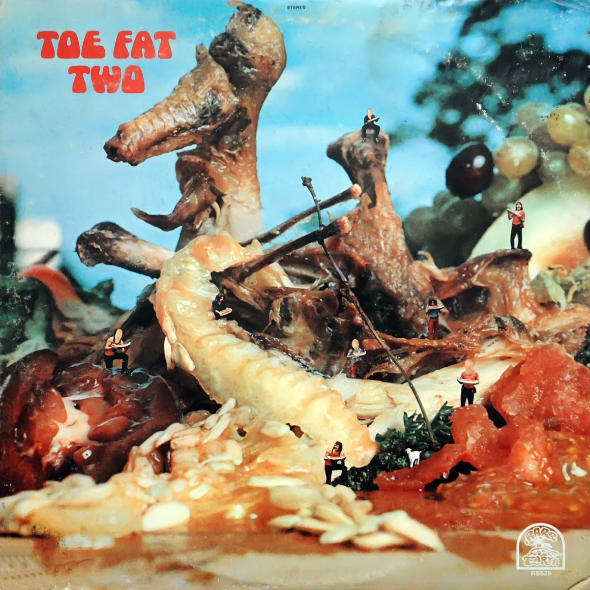 Hipgnosis Cover of the Week: Toe Fat, 'Two'