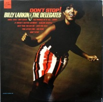Billy Larkin Dont Stop front
