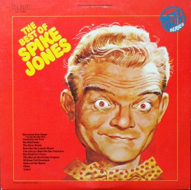 Spike Jones Best Of front