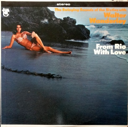 Walter Wanderly From Rio front