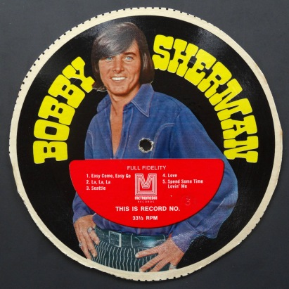 Bobby Sherman Easy Come 2