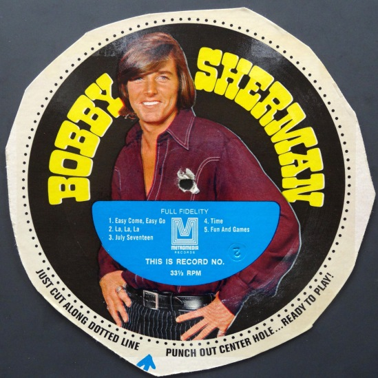 Bobby Sherman Easy Come