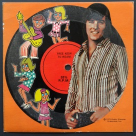 Bobby Sherman Free To Roam