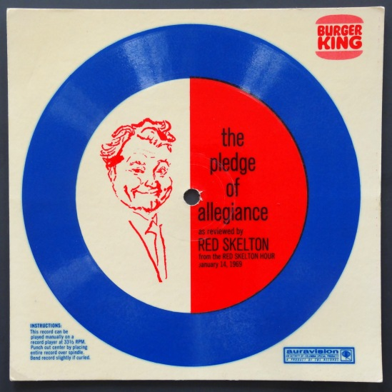 Burger King Red Skelton