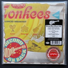 Monkees Cereal Box 1