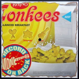 Monkees Cereal Box 3