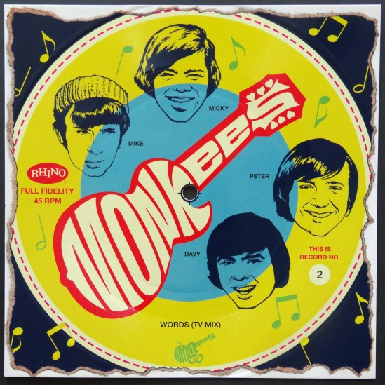 Monkees Cereal Box 5