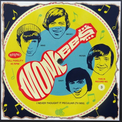 Monkees Cereal Box 6