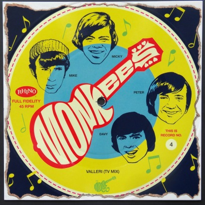 Monkees Cereal Box 7