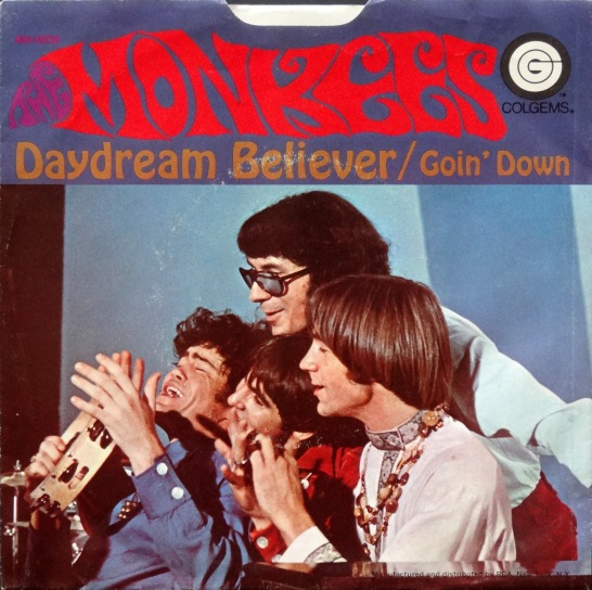 Monkees Daydream Believer front