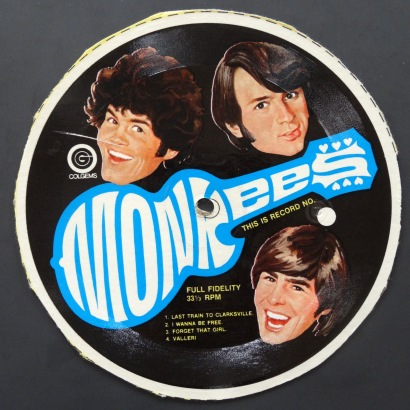 Monkees Last Train