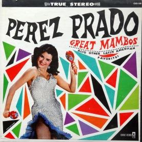 Perez Prado front