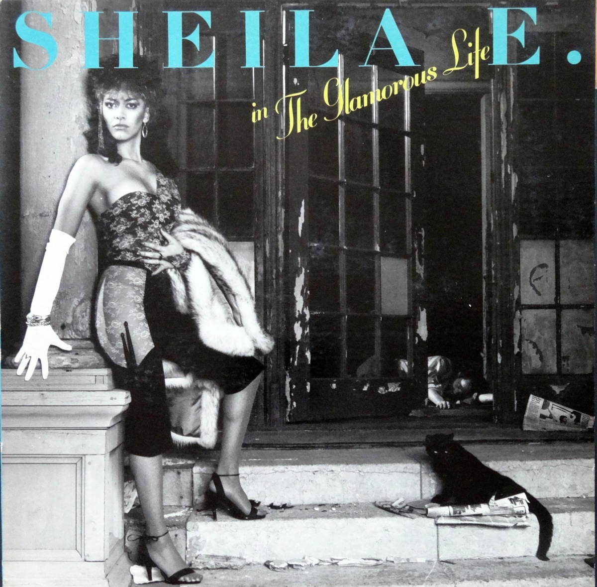 From The Stacks: Sheila E., 'The Glamorous Life' (With Promotional Material)
