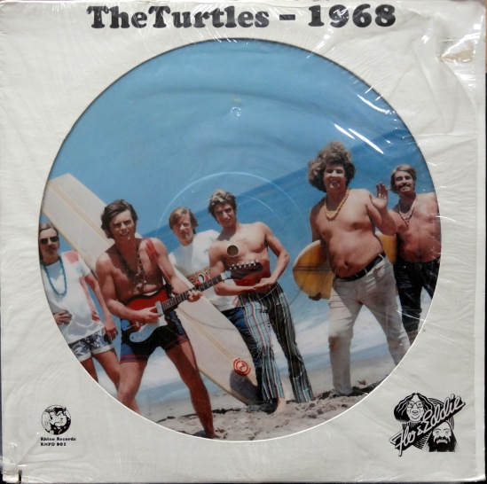 Turtles 1968 front