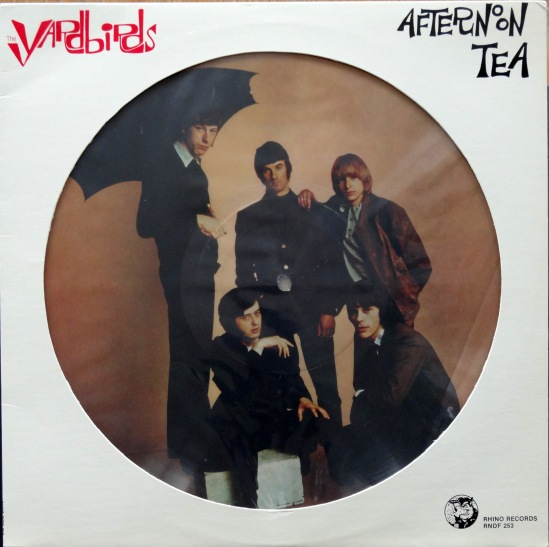 Yardbirds Afternoon Tea front