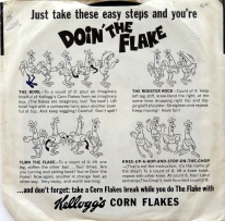 Gary Lewis Doin the Flake back