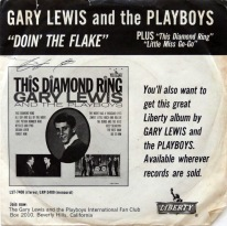 Gary Lewis Doin the Flake