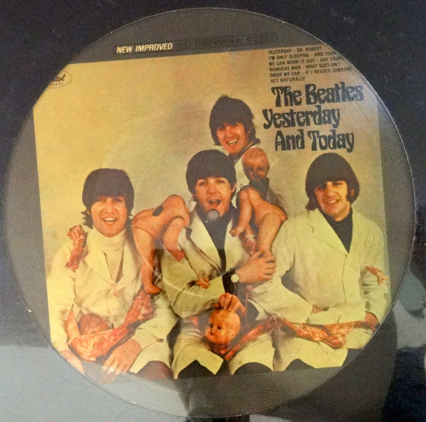 From The Stacks: Beatles, 'Yesterday and Today' (Picture
