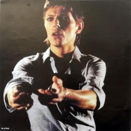 David Bowie Portrait c