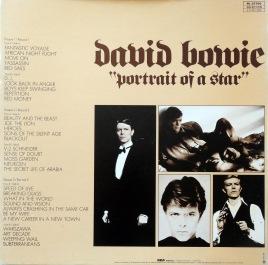 David Bowie Portrait d