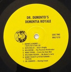 Dr Demento Dementia Royale b