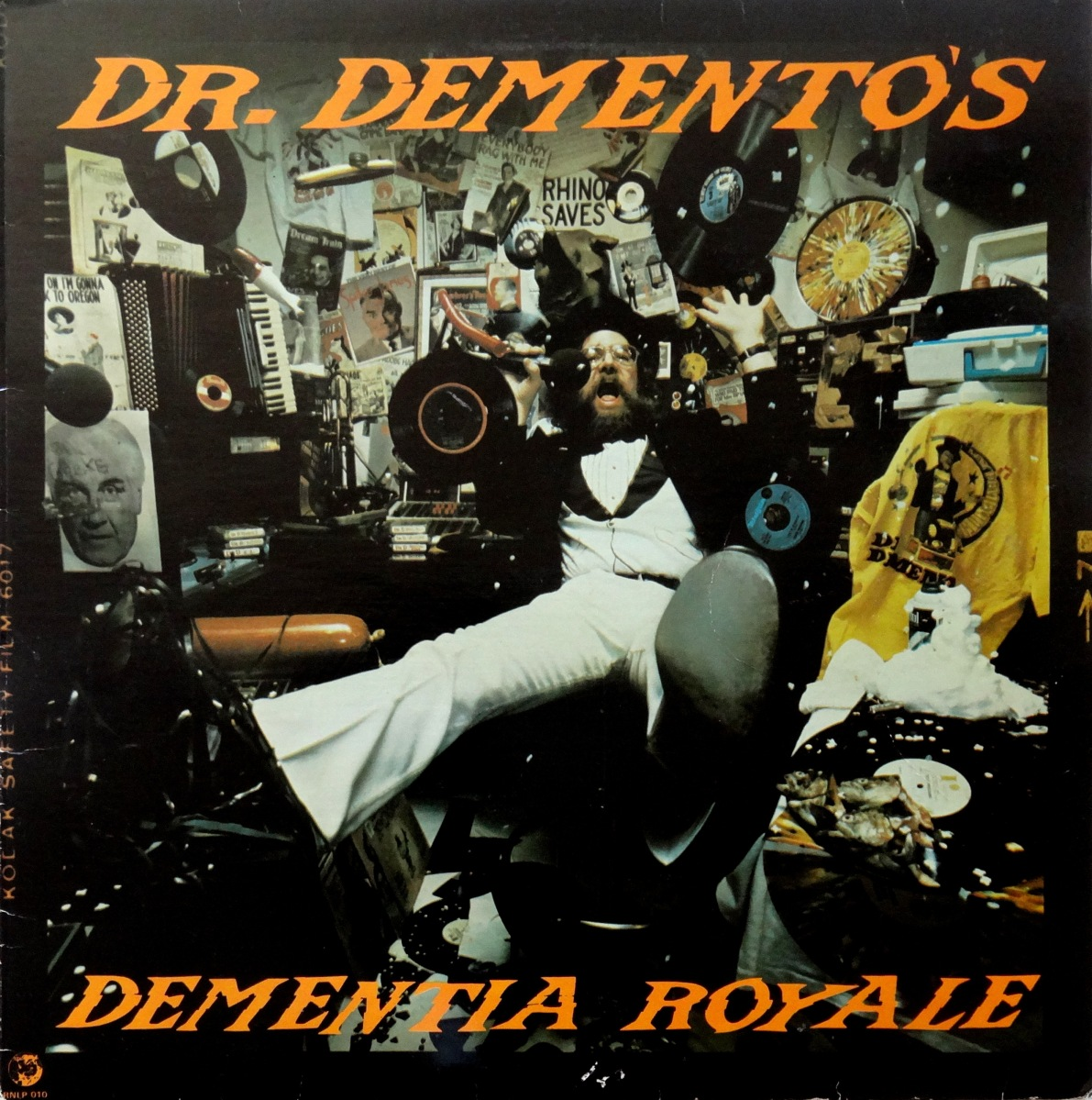 From The Stacks: 'Dr. Demento's Dementia Royale'