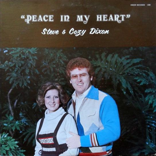 Steve Cozy Dixon